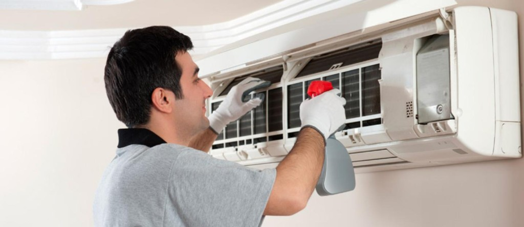 Igienizare aer condiționat Vergului