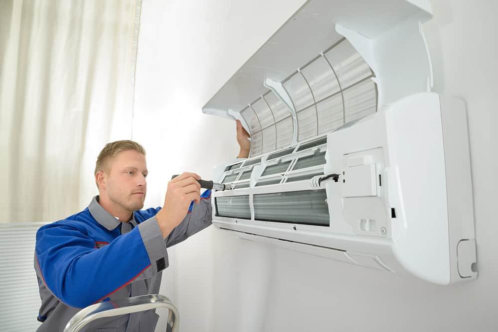 service instalații climatizare